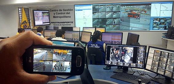 возможности современной системы видеонаблюдения